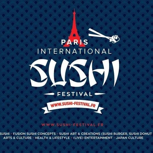 Logo de Sushi Festival Paris