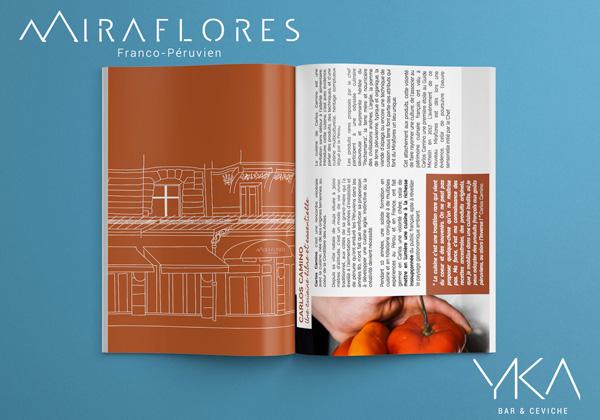 Miraflores - Communiqué de presse