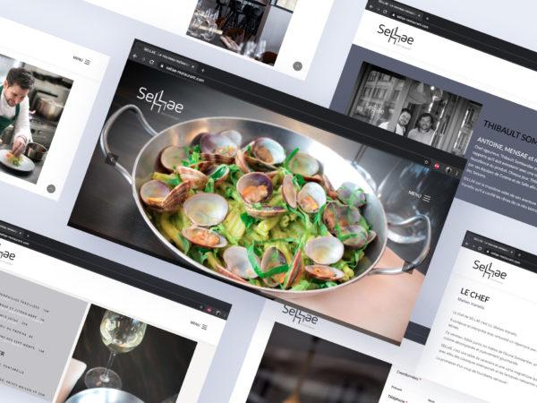 création de site web réouverture de restaurant